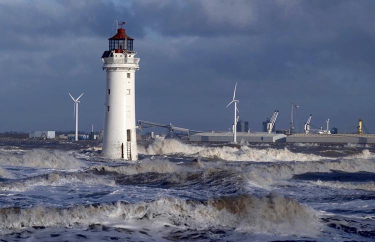 """""""Stormy Seas"""""""