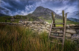 """This Way to Tryfan"""