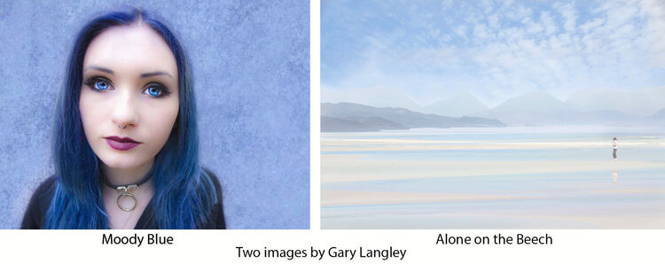 Two Images by Gary Langley