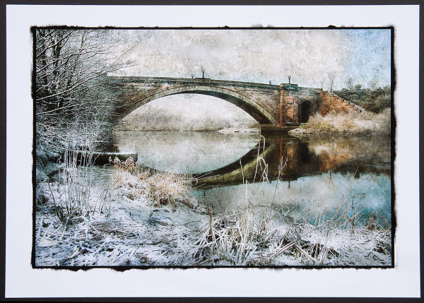 """Winter on the Dee"""