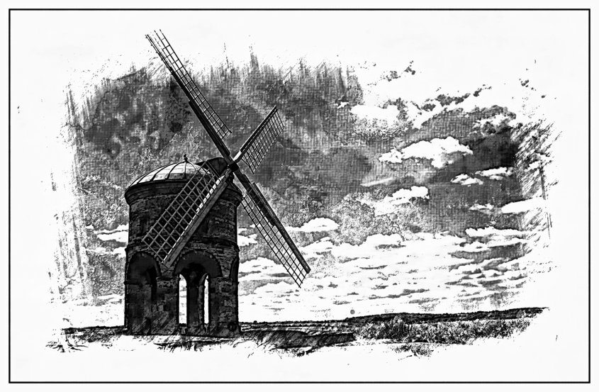 1st - Chesterton Windmill at Warwickshire