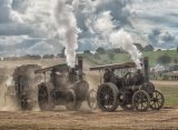 At the Steam Fare by Alan Bevis