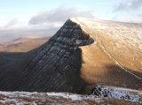 Cribyn North Face Brecon Beacons