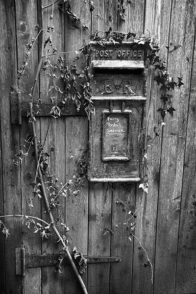 Fairy Post Box