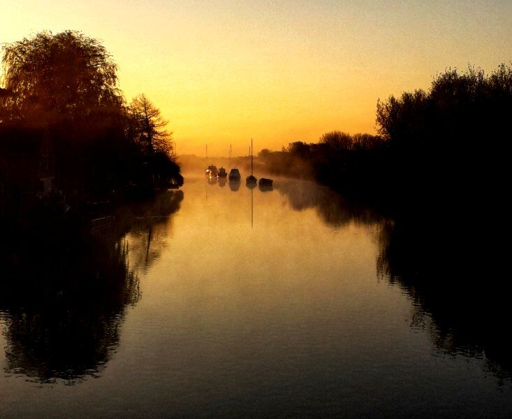 Frome Sunrise