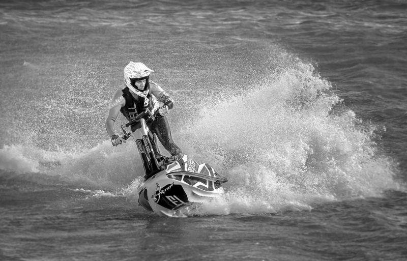 Jet-ski Fun