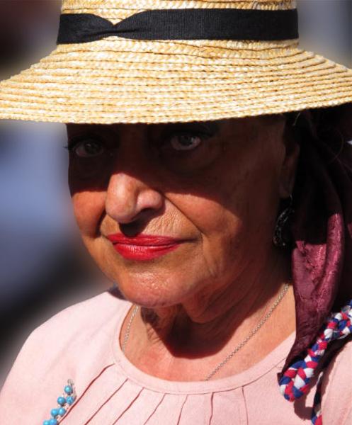 Lady of La Gomera