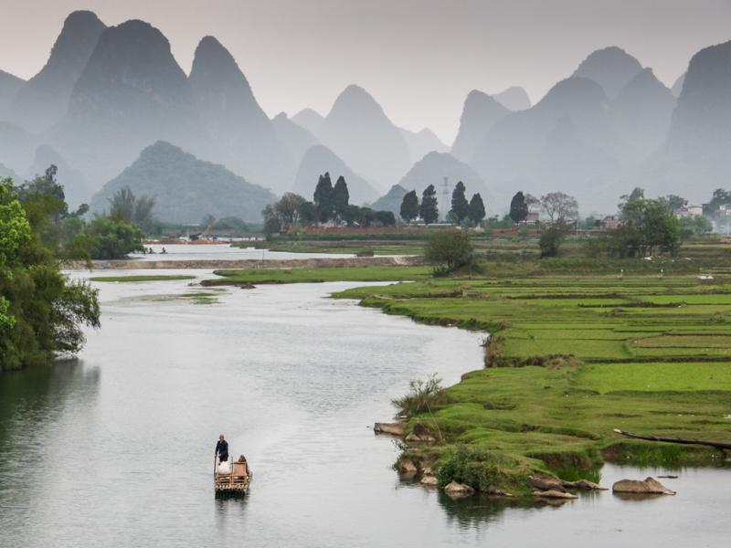 Little Li river