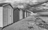 Beach Huts - Charmouth