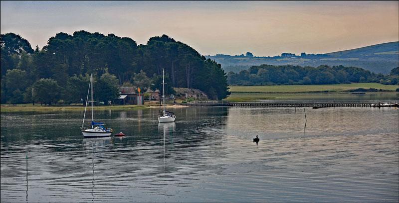 Round Island, Poole By Frank Devine