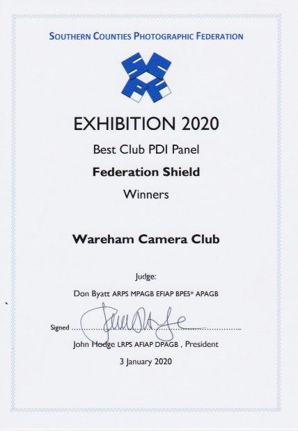 SCPF Certificate 1