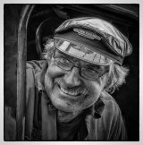 The Engine Driver - Alan Bevis