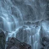 Waterfall Detail - Alan Bevis
