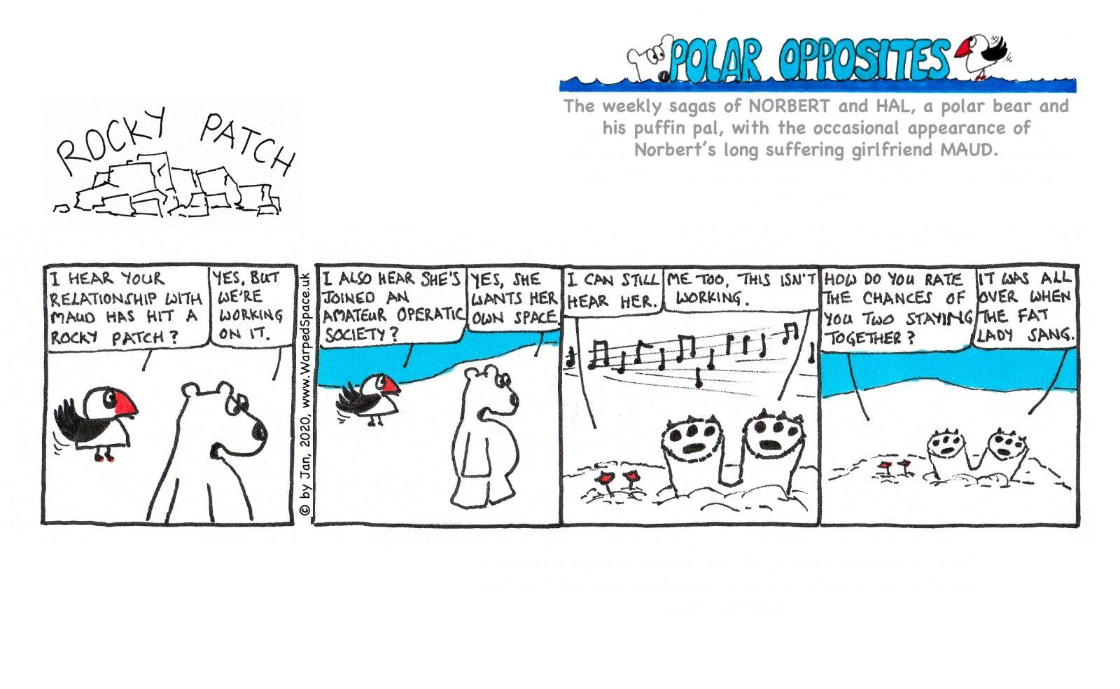 Week 18 - Rocky Patch