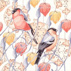Bold Bullfinches