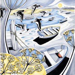 North Norfolk Oystercatchers