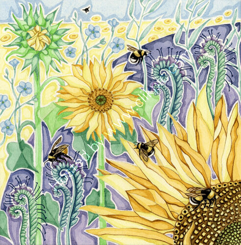 Buzzing Bumblebees