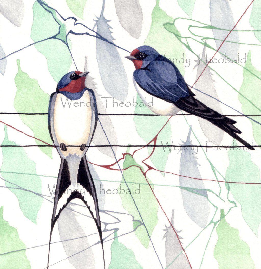 Seasonal Swallows