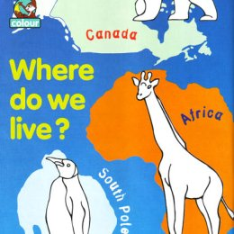 Where do we live, page 1
