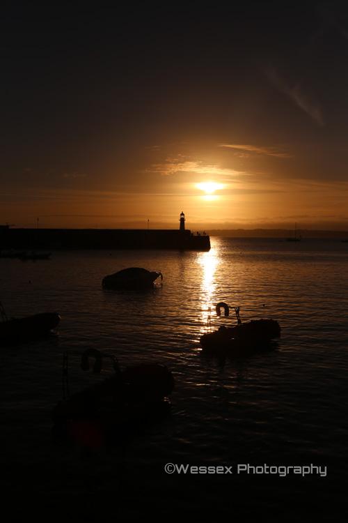 St.Ives Sunrise