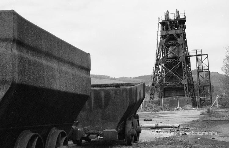 Cefn-Coed Colliery