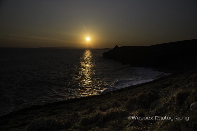 Rinsey Head Sunset