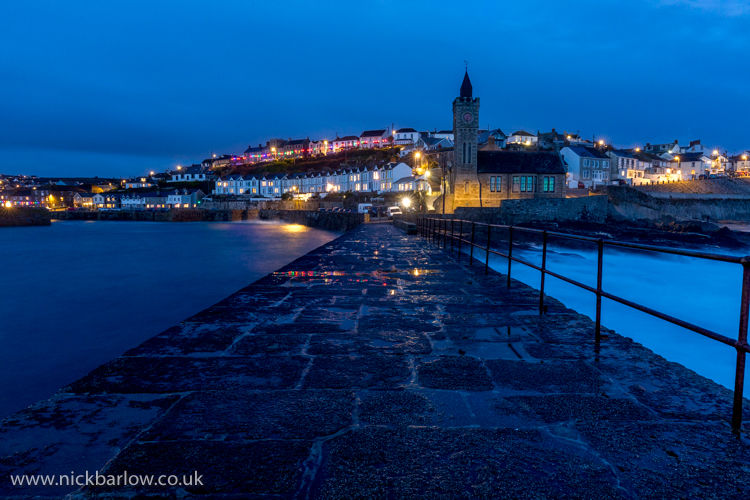Porthleven Night