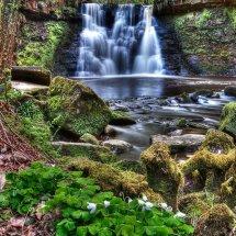 2012.05.16 - Goitstock Waterfall, Cullingworth