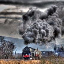 2013.03.02 - 70000 Britannia - Selside - Yorkshire Dales