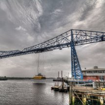 2014.05.20 - Transporter Bridge - Middlesbrough