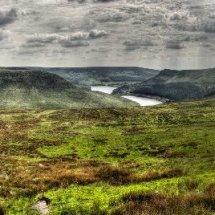 2014.06.01 - Dove Stone Reservoir - Saddleworth Moor