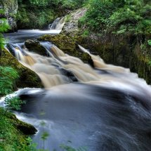 2015.08.23 - Beezley Falls & Triple Spout - Ingleton