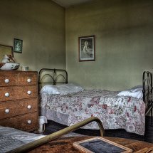 Lighthouse Keepers Bedroom