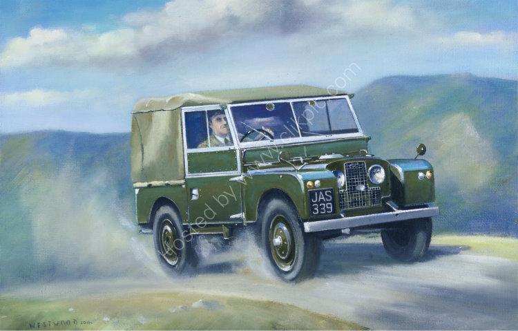 Series 1 Landrover