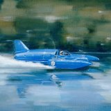 Bluebird K7 At Coniston