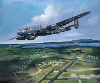 """8 Squadron Shackleton"""