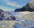 Dionard glacier II: Tunsbergdalsbreen