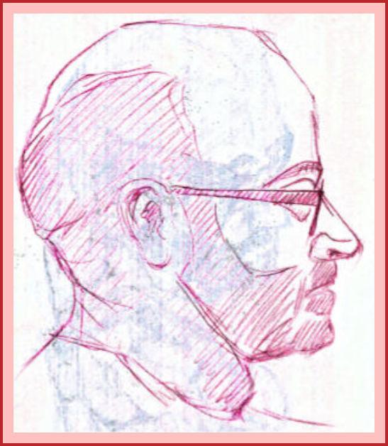 Portrait Head - 22