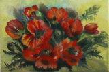 Poppies, Jill Akhurst