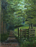 Country Walk, Gill Rankine