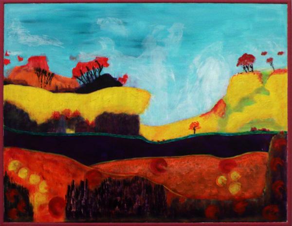 Strawberry Fields, Alan Saunders
