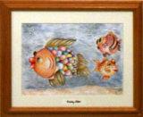 Funky Fish, Janet Webb