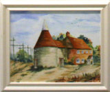 Kentish Oast, Ann Cole