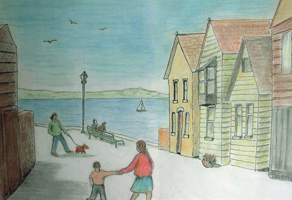 Whitstable, Christine Conway
