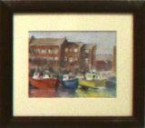 Portsmouth Harbour, Rita Conde