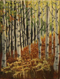 Autumn Trees, Linda Darios
