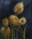 Teasels, Linda Darios