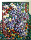 Garden Flowers, Barbara Drinkwater