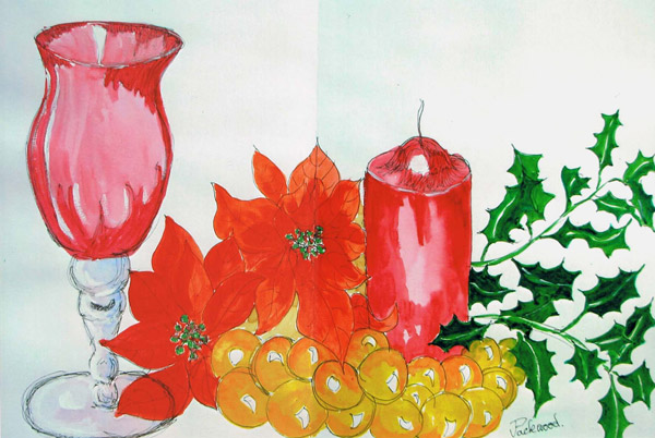 Untitled, Judy Packwood