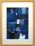 Study in Blue, Aidan Flood